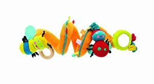 Manhattan Toy Buggybu Spiral Wrap a Bug