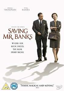 Saving Mr Banks [DVD]