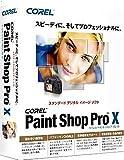 Corel Paint Shop Pro X �ʏ��