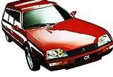 KESS 1/43 シトロエン CX25 TRD ターボ2 ブレーク 1987 Mレッド
