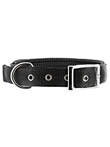 Galaxy Nylon Dog Collar, Padded Nylon Dog Collar by Kakadu Pet by Kakadu Pet