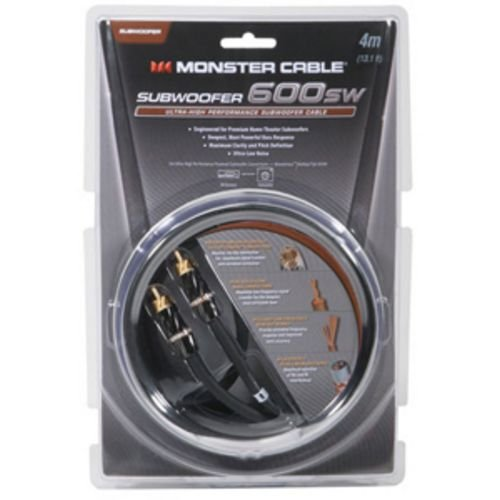 Monster Cable 127622 High End 8M Subwoofer Cable