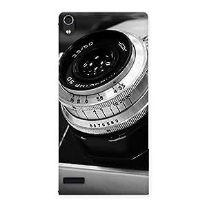 Ajay Enterprises Elite BW Cam Back Case Cover for Ascend P6