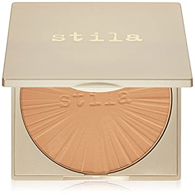 stila Stay All Day Bronzer for Face and Body, Light, 0.53 oz.