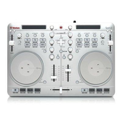 VESTAX+Spin2+ベスタクス+DJコントローラー+Audio+Controller