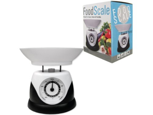 Kole OC667 1000 Gram Kitchen Scale, Regular