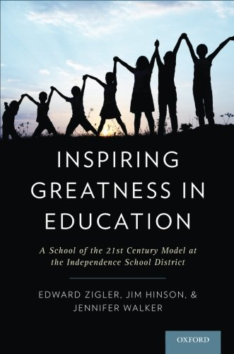 Inspiring Greatness In Education: A School Of The 21St Century Model At The Independence School District front-27280