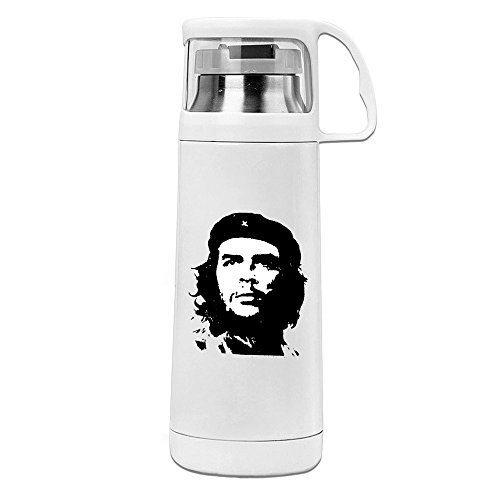 coreco-ernesto-guevara-stainless-steel-mug-350ml-coffee-thermos-vacuum-flask