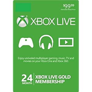 Microsoft Xbox LIVE 24 Month Gold Membership (2 Pack Bundle) Review