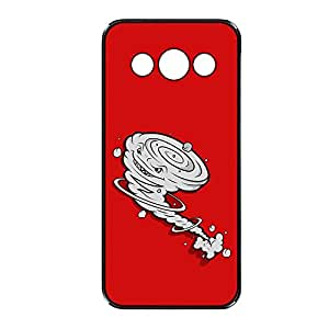 Vibhar printed case back cover for Samsung Galaxy Mega 5.8 Tornado