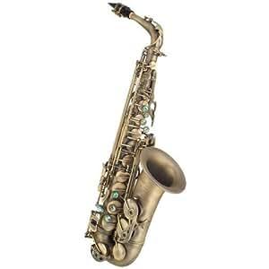 Amazon.com: P.Mauriat PMXA67R Alto Saxophone (Vintage Dark Lacquer