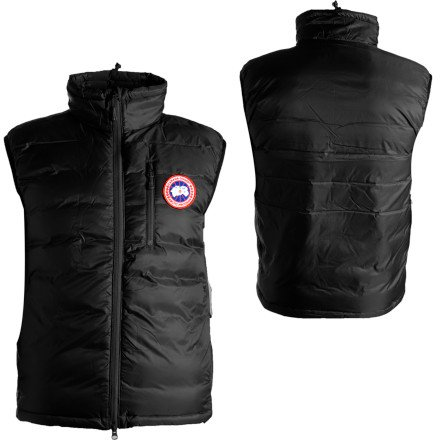 Canada Goose' Men's Freestyle Puffer Vest - Slate - Size Xx Large