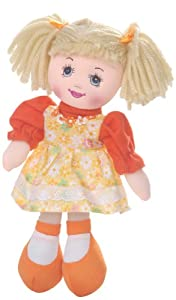 Play n Pets PNP-3380-6 Soft Doll 30cm (Small)