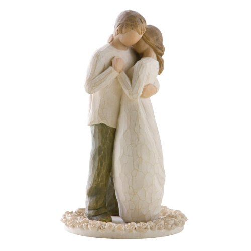 Willow Tree Promise Cake Topper, Susan Lordi 26189