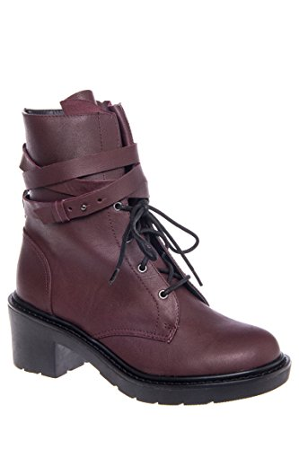 Cheriss Low Heel Boot