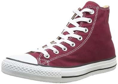 Converse Chuck Taylor All Star M9613, Unisex - Erwachsene Sneakers, Rot (Weinrot), EU 44.5
