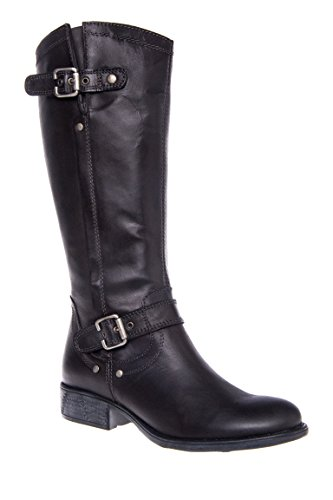 Montana Tall Low Heel Boot