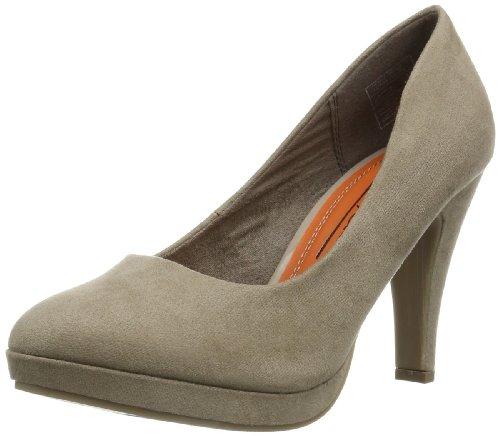 Jane Klain Womens 224 708 Plateau Gray Grau (stone 285) Size: 37