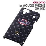 レイ・アウト docomo AQUOS PHONE SH-01D用バットマンシェルジャケットRT-WSH01DA/BM
