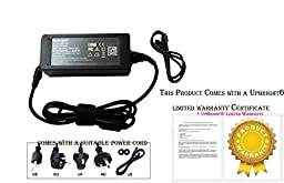 UpBright® NEW AC / DC Adapter For Epson WorkForce DS-510 DS510 Sheetfed Scanner B11B209201 Power Supply Cord Cable Chagrer Mains PSU