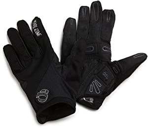 Pearl Izumi Men' Select Gel FF Glove, Small, Black