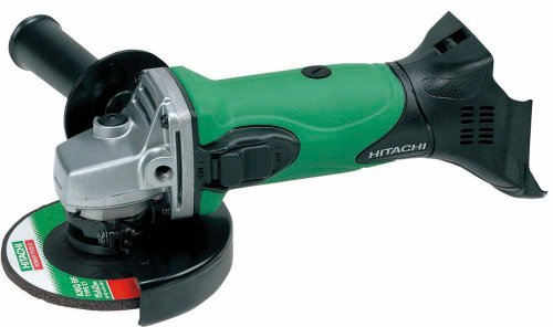 Hitachi G18DSL/L4 18V Angle Grinder - Body Only (Slide On Battery)