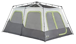 Coleman Instant Cabin 10 Tent with Fly by Coleman