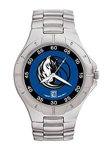 Dallas Mavericks Mens Pro II Watch by Logo Art