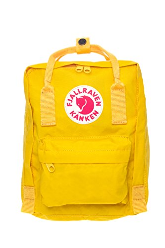 Fjallraven Kanken Mini Canvas Backpack