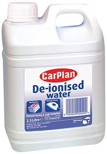 CarPlan-DIW250-De-Ionised-Water