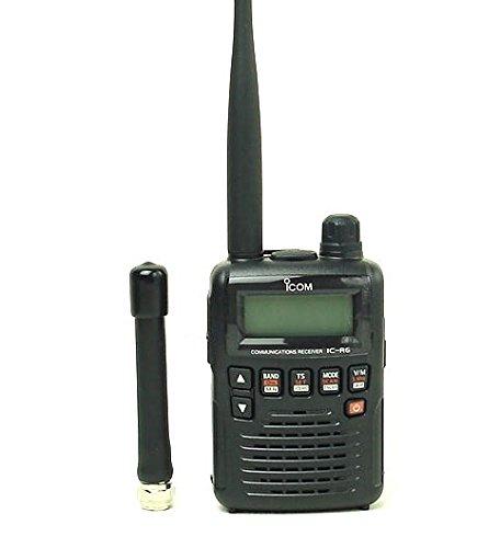 アイコム 広帯域ハンディレシーバー IC-R6