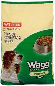 Wagg Working Dog Food