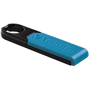 HP v165w 16GB USB 2.0 Flash Drive Blue New Retail Pack