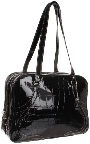 412%2BbW%2BS5iL Leather Notebook bag For Busy Fashionista Women