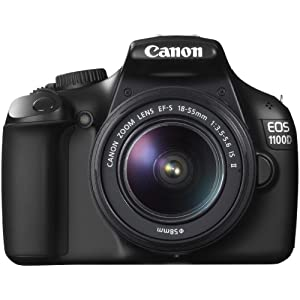 EOS 1100D SLR-Digitalkamera
