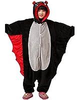 Wawoo® Soft Unisex Adult Children Kids Baby Cartoon Anime Cosplay Animals Costumes Onesie Pajamas Pyjamas Sleepwear Nightclothes Cosplay Gift For Halloween Christmas Birthday New Year Party
