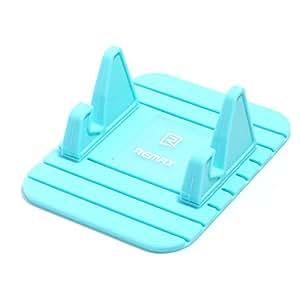 Suensan Car Phone Pad Holder Durable Portable TPU Mount (Sky Blue)