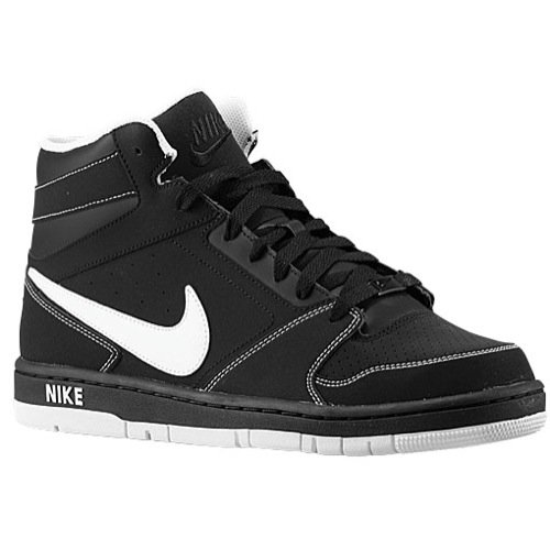 Nike Mens Prestige IV High Casual Sneakers Black White Size 11.5 (D) US ...