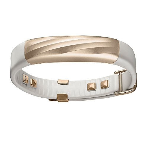 Jawbone UP3 Sand Twist Heart Rate Activity and Sleep Tracker - Sand Twist