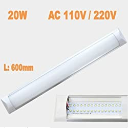 Shopo's 20W Rechargeable Emergency LED Light Tube Rock Light