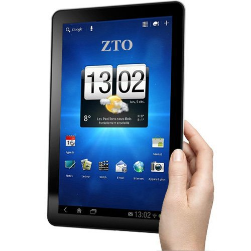 ZTO 9-Inch Dual Camera Android 4.0 8GB Capacitive Multi-Touch Screen Tablet PC Built-in WIFI Camera