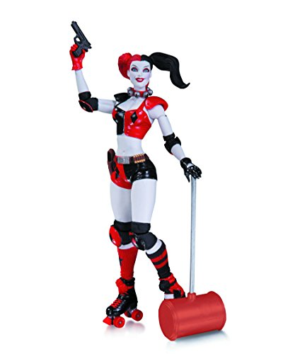 DC Nuovo 52 Harley Quinn Action Figure