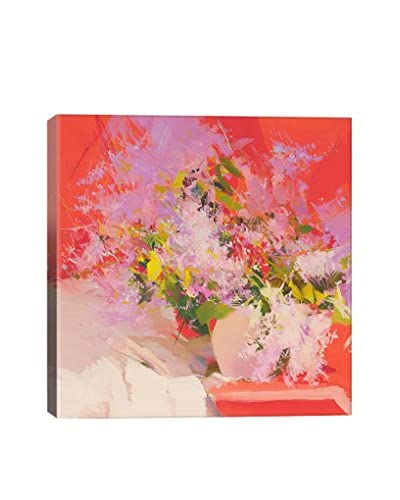 Yuri Pysar Lilacs Gallery Wrapped Canvas Print