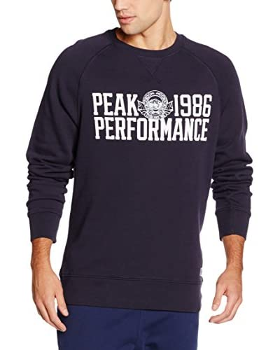 Peak Performance Sweatshirt Lite nachtblau
