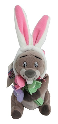 Disney Easter Bunny Gopher Bean Bag - 1