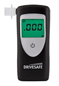 DRIVESAFE premium personal breathalyzer