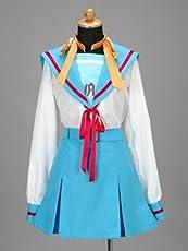 涼宮ハルヒの憂鬱 女子制服長袖コスプレ衣装
