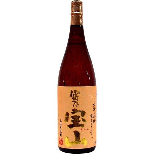乙 富乃宝山 芋25°/西酒販   1.8L 1本