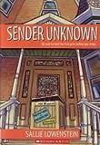 img - for Sender Unknown by Sallie Lowenstein (2006-01-01) book / textbook / text book