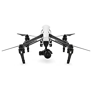 DJI Inspire1Pro-X5 Quadcopter with Zemuse X5 4k Video Camera & 3-Axis Gimbal (White)
